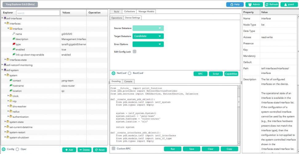 YANG Catalog Latest Development (IETF 98 Hackathon)